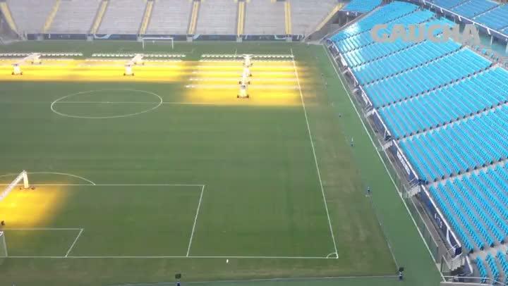 Confira o local onde os torcedores do Inter irão assistir o Gre-Nal na Arena - 01/08/2013