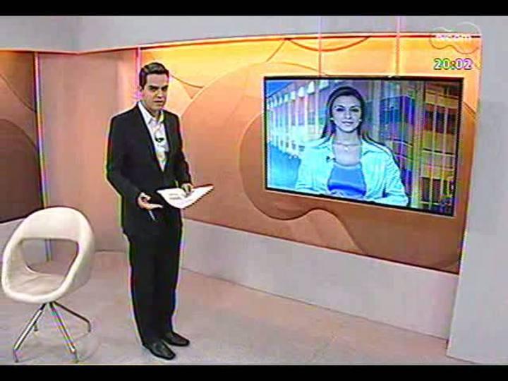 TVCOM 20 Horas - Análise do anúncio da lista dos médicos que o RS irá receber pelo programa Mais Médicos - Bloco 1 - 06/08/2013
