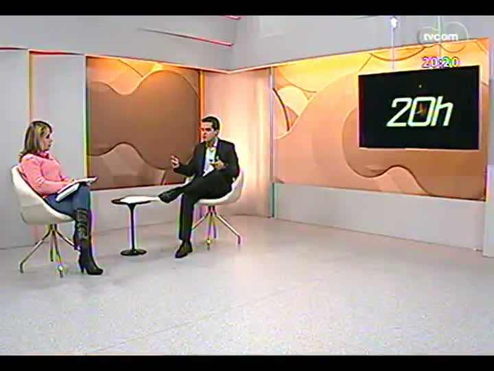 TVCOM 20 Horas - Confira a reportagem sobre o trabalho na prisão feminina - Bloco 3 - 29/08/2013