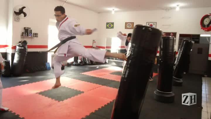 Saiba como a arte marcial pode ajudar a controlar a raiva