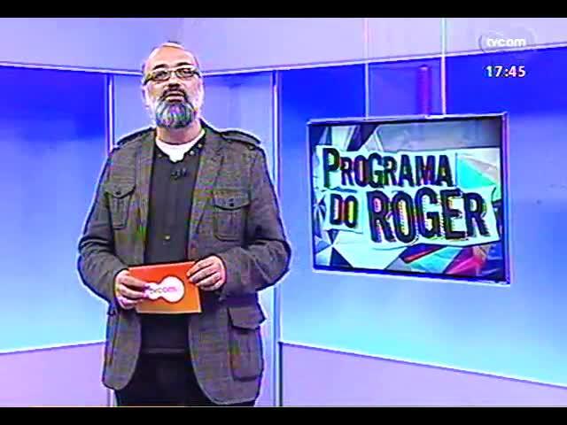 Programa do Roger - A música da cantora Blanca Queiroga - bloco 1 - 25/09/2013