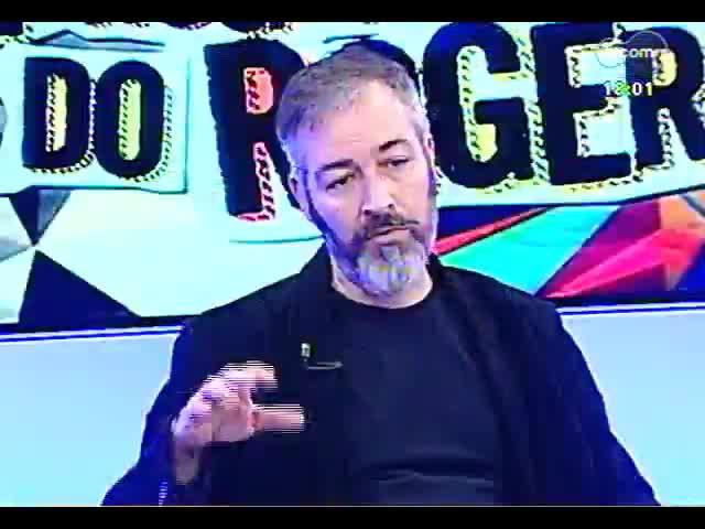 Programa do Roger - Entrevista com o fotógrafo Raul Krebs - bloco 2 - 01/10/2013