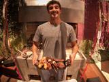 Foodmusic com o chef Jorge Curi do Madre Mia