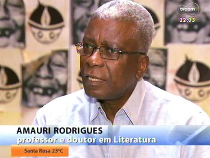 Conversas Cruzadas - Debate sobre preconceito e políticas de reparação e inclusão da comunidade negra - Bloco 1 - 20/11/2013