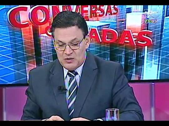 Conversas Cruzadas - Debate sobre os \'rolezinhos\': Será que vão chegar até o Rio Grande do Sul? - Bloco 4 - 14/01/2014