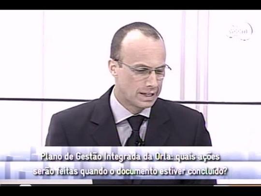 Conversas Cruzadas - Projeto Orla - 4º bloco - 16/01/14