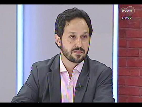 Mãos e Mentes - Consultor de Segurança Fábio Ramos - Bloco 3 - 23/01/2014