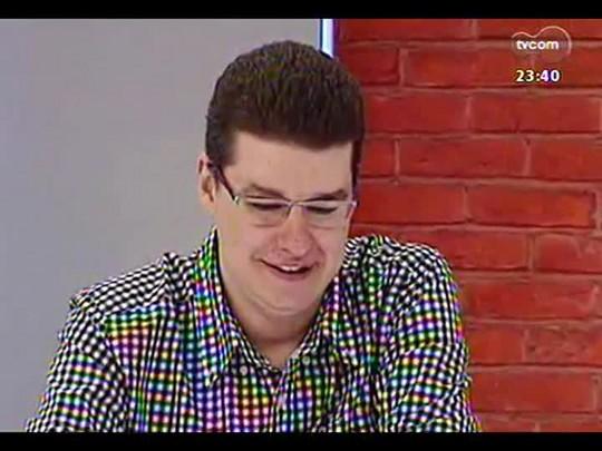 Mãos e Mentes - Jornalista e PHD em jogos digitais pelo MIT André Pase - Bloco 3 - 11/04/2014