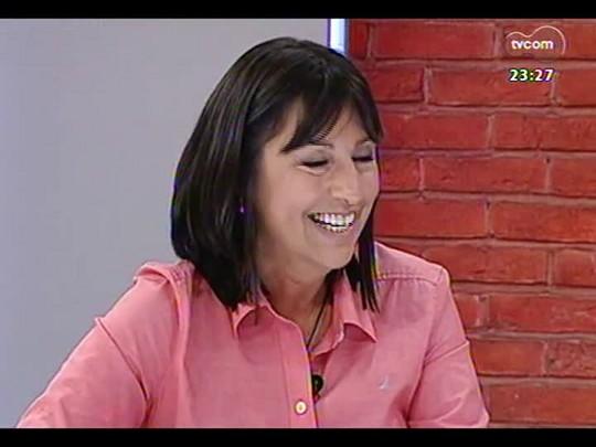 Mãos e Mentes - Jornalista Rosane Marchetti - Bloco 2 - 15/04/2014