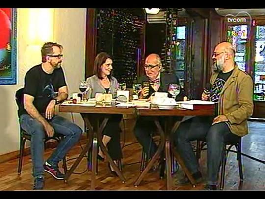 Café TVCOM - Conversa sobre a convivência de ideias diferentes e ditadura - Bloco 4 - 19/04/2014