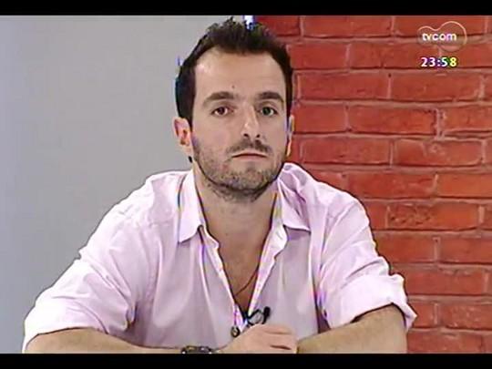 Mãos e Mentes - empresário e fundador da ONG Doutorzinhos Mauricio Bagarollo - Bloco 4 - 06/05/2014