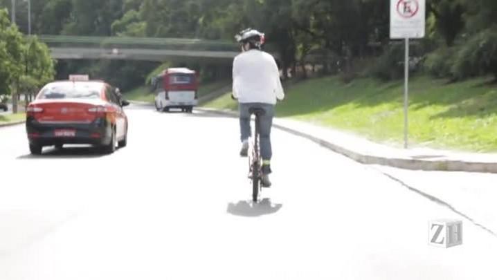 Como dados públicos podem ajudar um ciclista