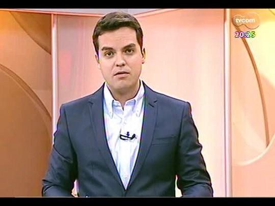 TVCOM 20 Horas - Como foi o primeiro dia da seleção do Equador em Viamão - Bloco 3 - 10/06/2014