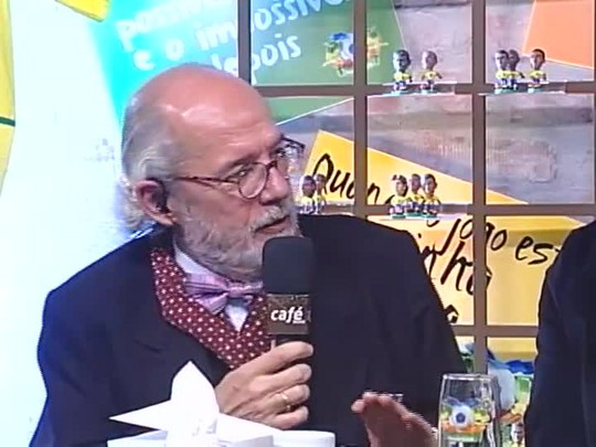 Café TVCOM - Conversa sobre o final da Copa do mundo, diretamente do Bar dos Fanáticos - Bloco 3 - 13/07/2014