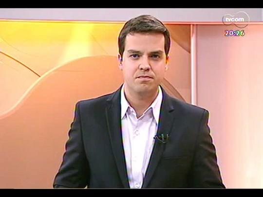 TVCOM 20 Horas - O demorado retorno para casa das famílias atingidas pelas cheias - Bloco 3 - 14/07/2014