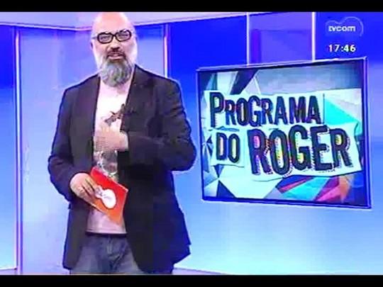 Programa do Roger - Rock Gaúcho Cervejeiro - Bloco 1 - 16/07/2014
