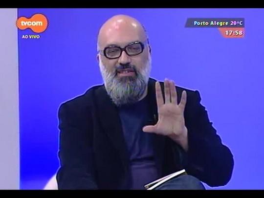 """Programa do Roger - Dilmar Messias, livro \""""Pão & Circo\"""" - Bloco 2 - 30/09/2014"""