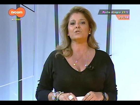 TVCOM Tudo Mais - As informações da abertura da 60ª Feira do Livro de POA com Carolina Abelin