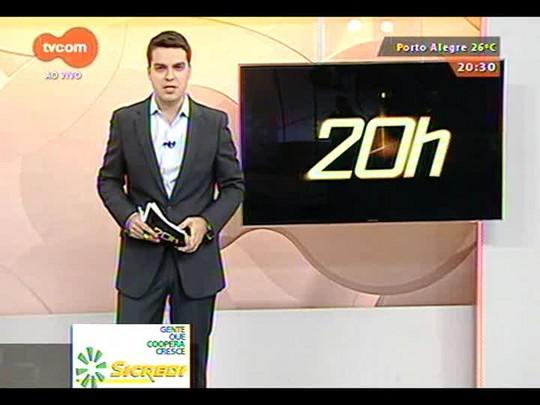 TVCOM 20 Horas - Confira a conversa interceptada de quadrilha que atuava de dentro da cadeia - 10/11/2014