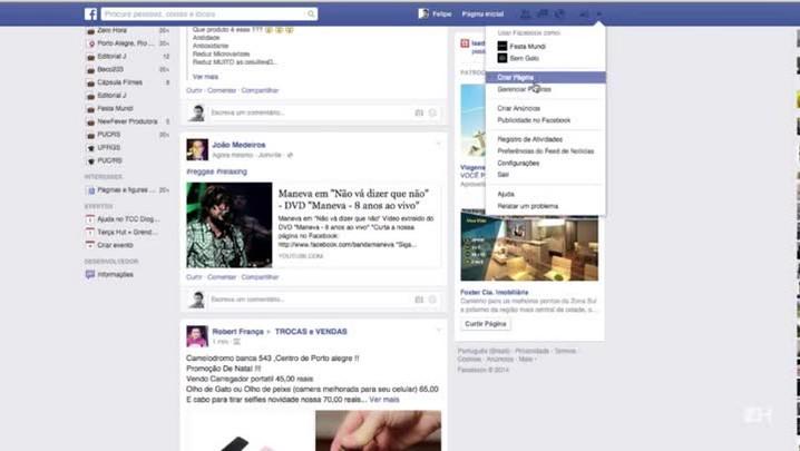 MinutoTec: o que fazer quando você esqueceu o Facebook aberto em outro computador