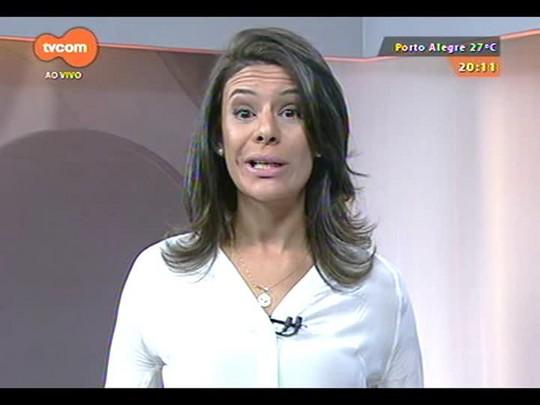 TVCOM 20 Horas - Mapa de Segurança e Direitos Humanos de Porto Alegre - 03/12/2014