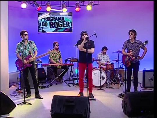 Programa do Roger - Cachorro Grande - Bloco 3 - 13/03/15
