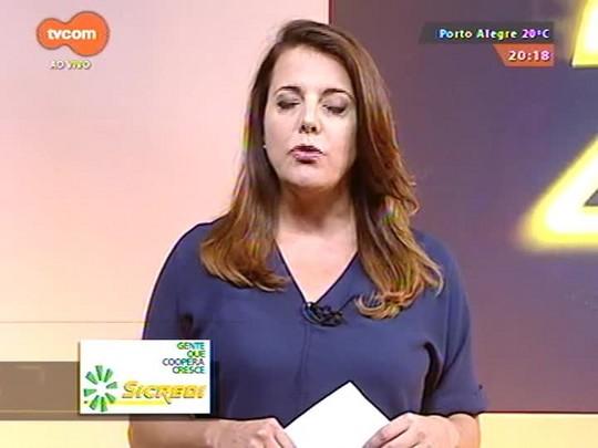 TVCOM 20 Horas - Deputado Jardel demite 17 membros do gabinete por má gestão e cria crise dentro do partido - 06/04/2015
