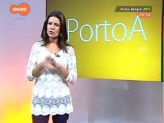 #PortoA - Professor Gustavo Reis fala sobre o tempo ideal para fazer os temas de casa