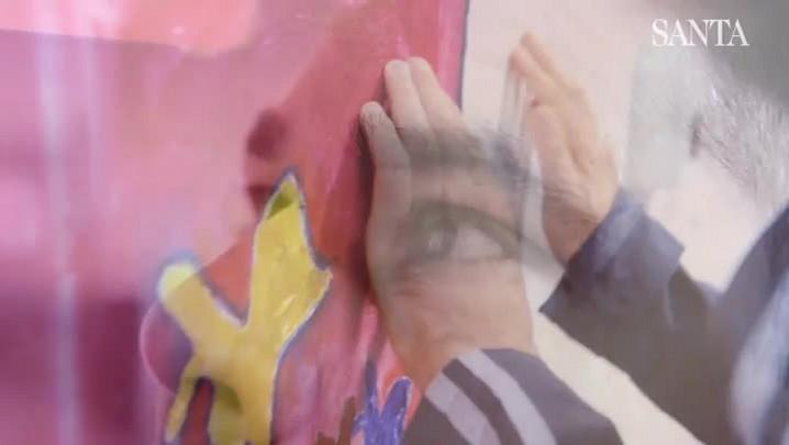Museu de Arte de Blumenau oferece experiência sensorial para deficientes visuais