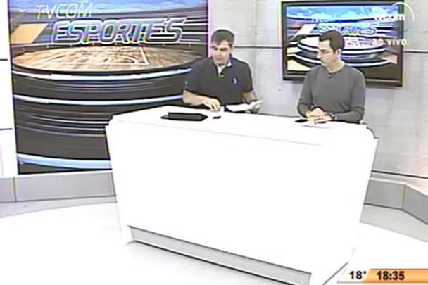 TVCOM Esportes - 1º Bloco - 06.07.15