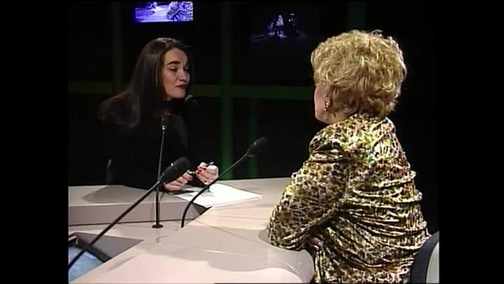 Dercy Gonçalves – Sobre a saída de Madalena – Entrevista concedida à TVCOM em 1996