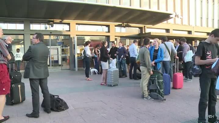 Tiroteio em trem Amsterdã-Paris deixa dois feridos graves