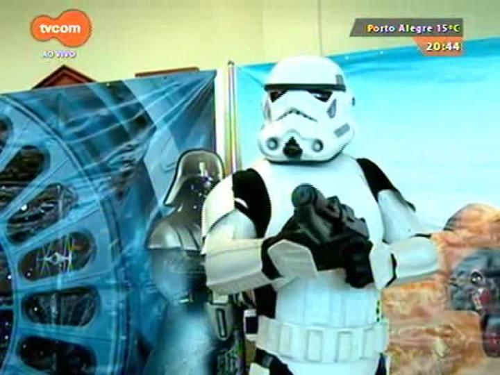 #PortoA - TVCOM confere o que rolou de bom na 5ª edição da ComicCon RS