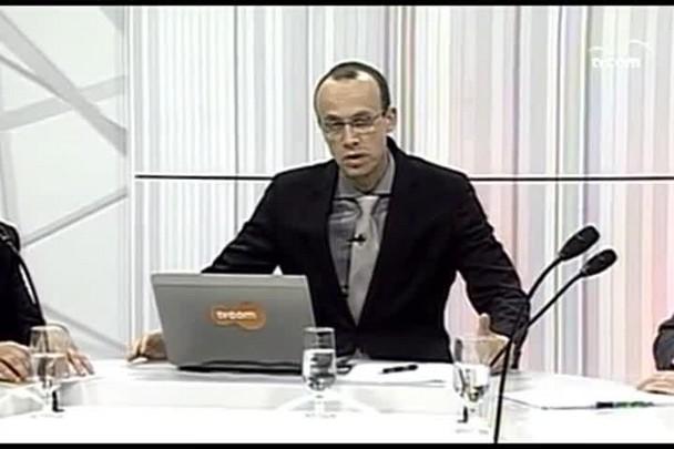TVCOM Conversas Cruzadas. 2º Bloco. 04.11.15