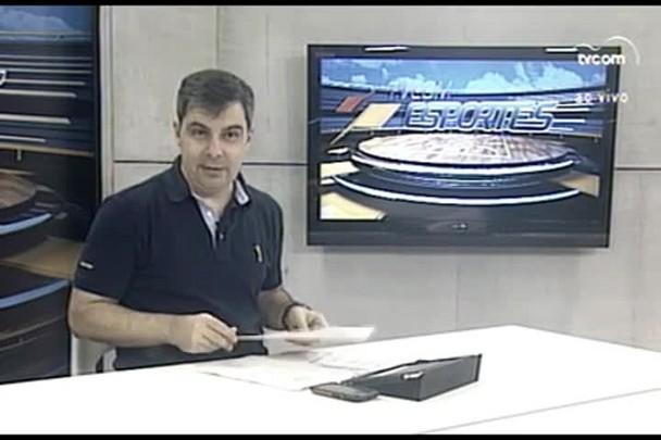 TVCOM Esportes. 1º Bloco. 17.11.15