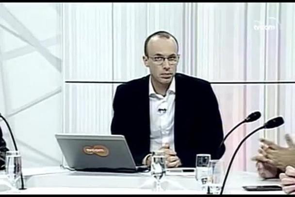 TVCOM Conversas Cruzadas. 4º Bloco. 13.01.16