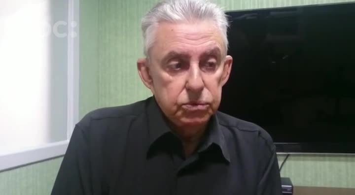 Roberto Alves comenta a situação de Hudson Coutinho no Figueirense