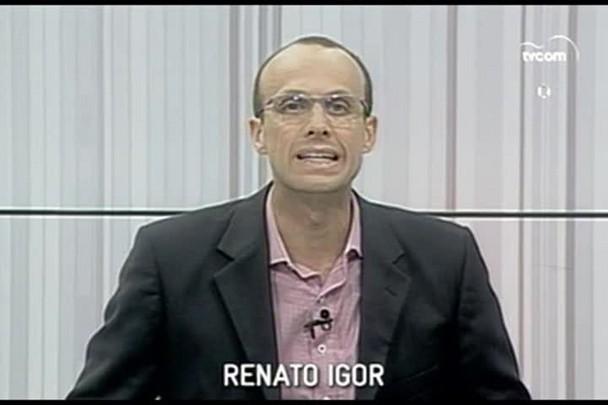 TVCOM Conversas Cruzadas. 1º Bloco. 18.02.16