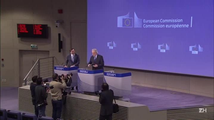 UE anuncia plano para conter crise migratória