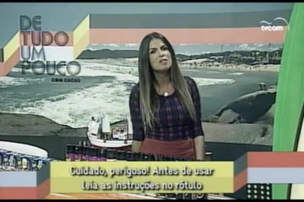 TVCOM De Tudo um Pouco. 4º Bloco. 06.03.16