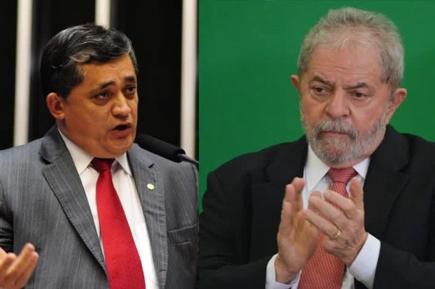 Em grampo, Lula comenta renegociação da dívida do estado