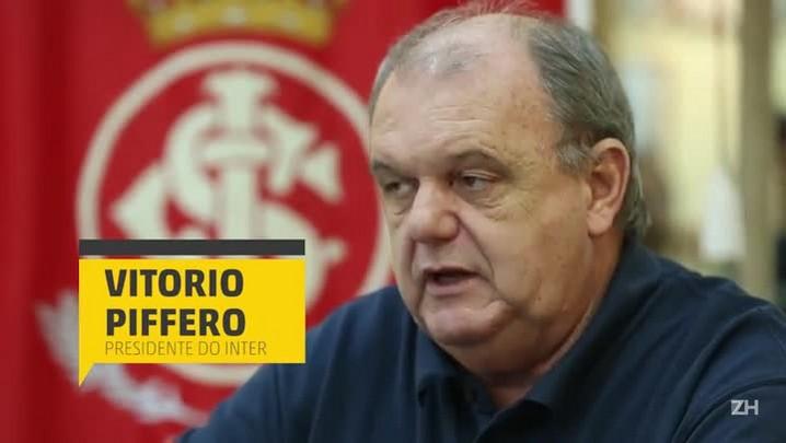 3 perguntas para Vitorio Piffero