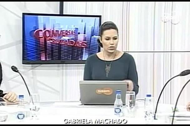 TVCOM Conversas Cruzadas. 2º Bloco. 04.05.16