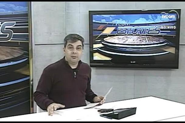 TVCOM Esportes. 3º Bloco. 02.08.16