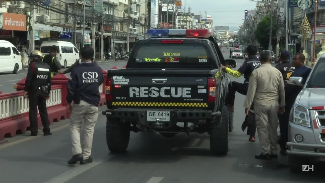 Série de atentados na Tailândia deixa quatro mortos
