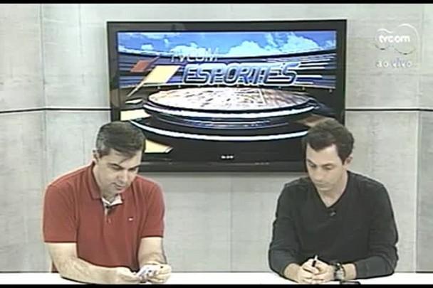 TVCOM Esportes. 2º Bloco. 13.10.16