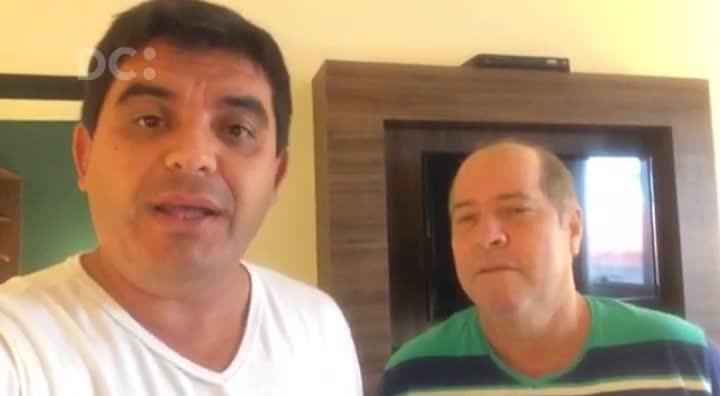 Janniter de Cordes e Salles Júnior falam diretamente de Rio Branco, no Acre, sobre Rio Branco x Figueirense