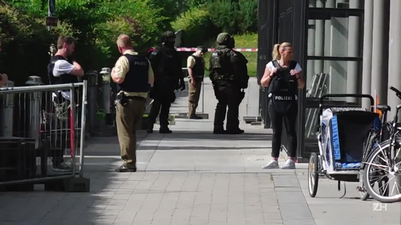 Tiroteio deixa vários feridos em Munique