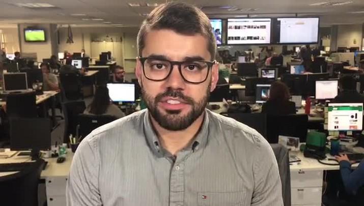 Diori Vasconcelos comenta arbitragem de Palmeiras e Grêmio
