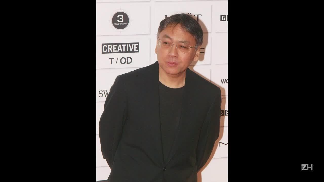 Autor britânico Kazuo Ishiguro vence Prêmio Nobel de Literatura